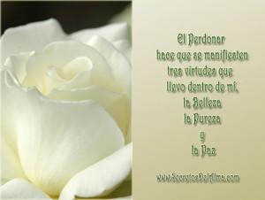 Afirmaciones sobre el Perdón