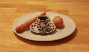 CarrotEggCoffee